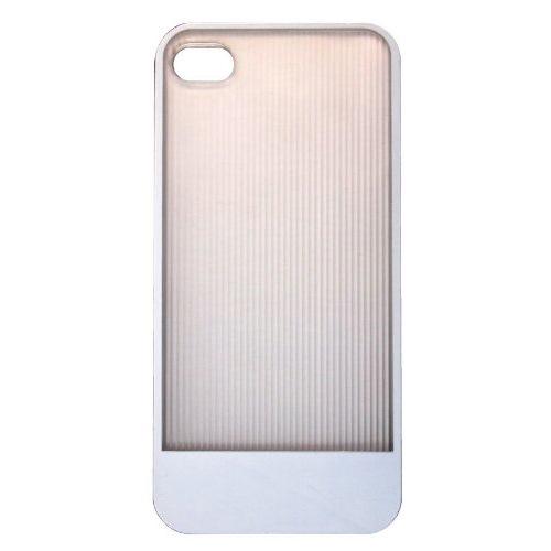 iPhone4/4s共用フラッシュジャケット ブルー発光