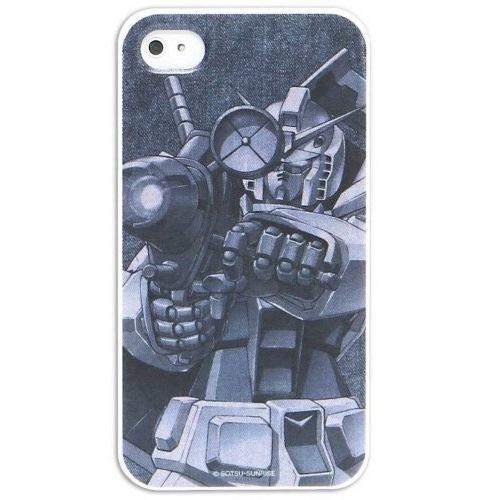 機動戦士ガンダム iPhone4/4sキャラクタージャケット ガンダム