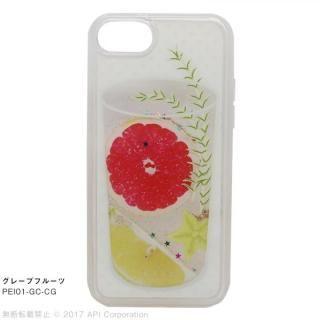 EYLE Glitter Case カクテル グレープフルーツ iPhone 8/7/6s/6