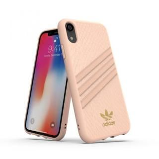 iPhone XR ケース adidas OR Moulded Case SAMBA WOMAN ピンク iPhone XR