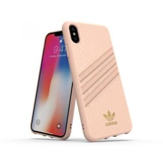 iPhone XS Max ケース adidas OR Moulded Case SAMBA WOMAN ピンク iPhone XS Max