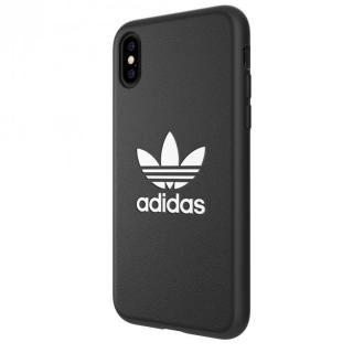 【iPhone XS/Xケース】adidas Originals TPU Moulded Case BASIC ブラック/ホワイト iPhone XS/X_2