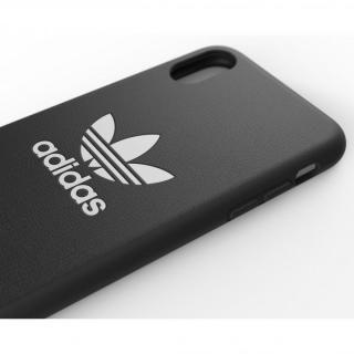 【iPhone XS/Xケース】adidas Originals TPU Moulded Case BASIC ブラック/ホワイト iPhone XS/X_5