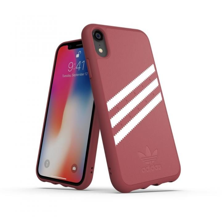 iPhone XR ケース adidas OR Moulded Case GAZELLE ピンク iPhone XR_0