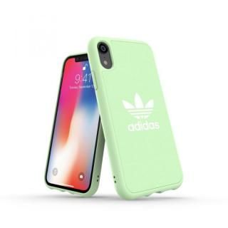 iPhone XR ケース adidas OR Adicolor Originals Moulded Case クリアミント iPhone XR