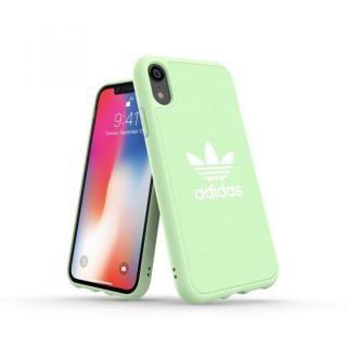 【iPhone XRケース】adidas OR Adicolor Originals Moulded Case クリアミント iPhone XR