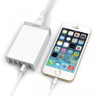Anker 40W 5ポート急速USB充電アダプタ PowerIQ搭載 ホワイト_4