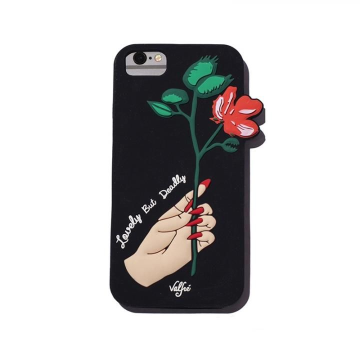 iPhone8/7/6s/6 ケース Valfre Lovely but Deadly iPhone 8/7/6s/6_0