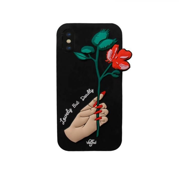 iPhone XS/X ケース Valfre Lovely but Deadly iPhone XS/X_0