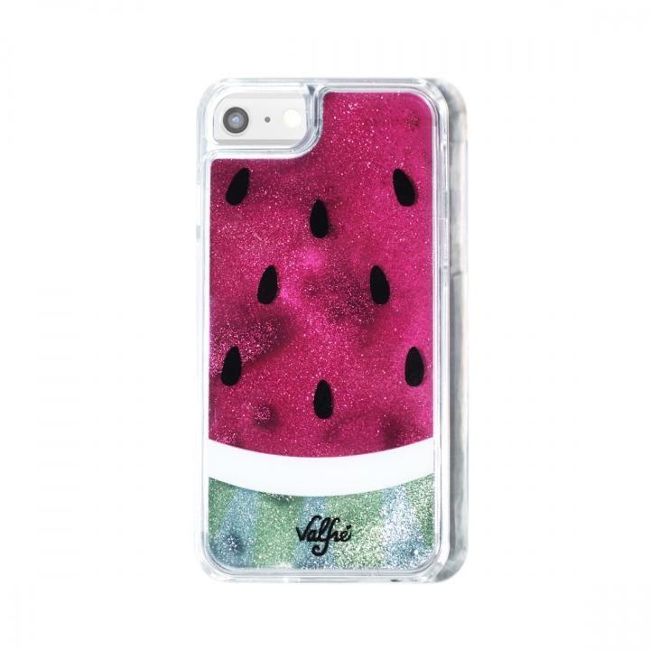 【iPhone8/7/6s/6ケース】Valfre WATERMELON GLITTER iPhone 8/7/6s/6_0