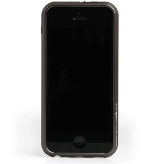innerexile odyssey  iPhone SE/5s/5 Black イヤホンアダプター付き