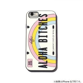 iPhone8 Plus/7 Plus ケース Valfre Aloha Bitches iPhone 8 Plus/7 Plus/6s Plus/6 Plus