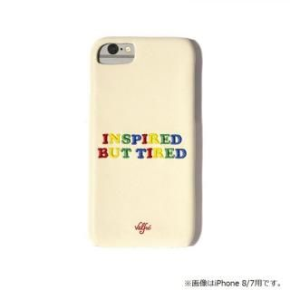 【iPhone8 Plus/7 Plusケース】Valfre Inspired but Tired iPhone 8 Plus/7 Plus/6s Plus/6 Plus