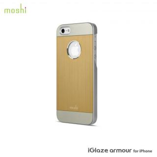 iPhone SE/5s/5 ケース moshi iGlaze Armour  iPhone SE/5s/5 Bronze