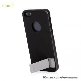 【iPhone SE/5s/5ケース】moshi iGlaze Kameleon  iPhone SE/5s/5 Black_1