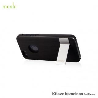 【iPhone SE/5s/5ケース】moshi iGlaze Kameleon  iPhone SE/5s/5 Black_2