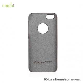 【iPhone SE/5s/5ケース】moshi iGlaze Kameleon  iPhone SE/5s/5 Black_3