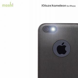 【iPhone SE/5s/5ケース】moshi iGlaze Kameleon  iPhone SE/5s/5 Black_5