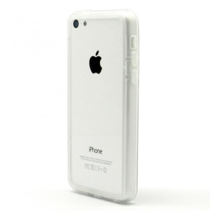 EdgeBand クリアー&クリアーバンパーiPhone 5c