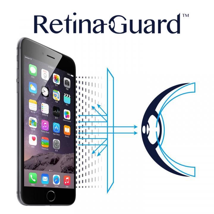 【iPhone6 Plusフィルム】ブルーライト90%カット液晶保護フィルム RetinaGuard iPhone 6 Plusフィルム_0