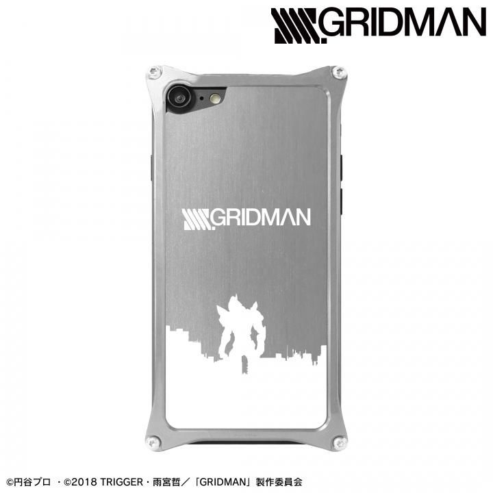 【iPhone8/7ケース】ソリッドバンパー SSSS.GRIDMAN for iPhone 8 / 7【3月上旬】_0