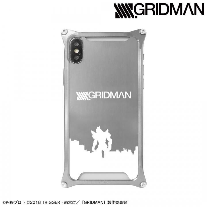 【iPhone X/XSケース】ソリッドバンパー SSSS.GRIDMAN for iPhone XS/iPhone X_0