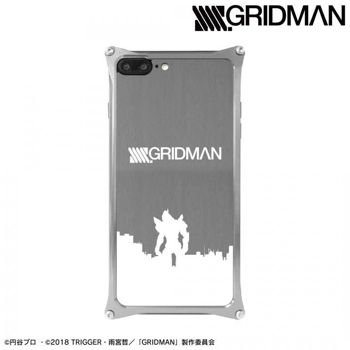 iPhone8 Plus/7 Plus ケース ソリッドバンパー SSSS.GRIDMAN for iPhone 8 Plus/7 Plus_0