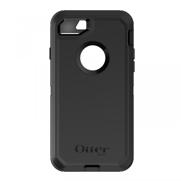 【iPhone7ケース】OtterBox Defender 耐衝撃ケース ブラック iPhone 7_0