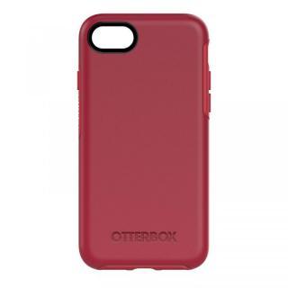 iPhone7 ケース OtterBox Symmetry 耐衝撃ケース フレームレッド iPhone 7