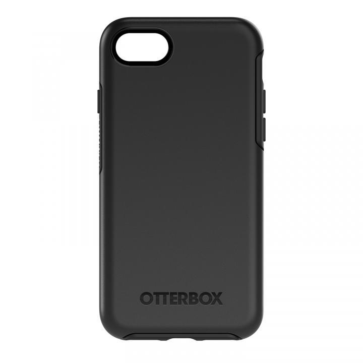 【iPhone7ケース】OtterBox Symmetry 耐衝撃ケース ブラック iPhone 7_0