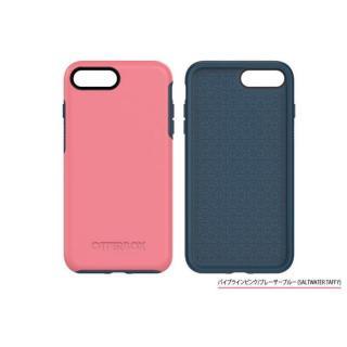 OtterBox Symmetry 耐衝撃ケース パイプラインピンク iPhone 7 Plus