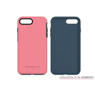 iPhone7 Plus ケース OtterBox Symmetry 耐衝撃ケース パイプラインピンク iPhone 7 Plus