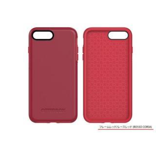 OtterBox Symmetry 耐衝撃ケース フレームレッド iPhone 7 Plus