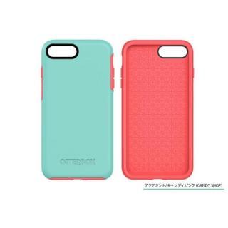 iPhone7 Plus ケース OtterBox Symmetry 耐衝撃ケース アクアミント iPhone 7 Plus