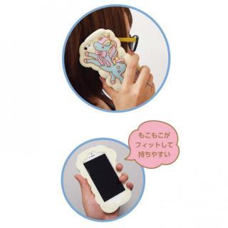 【iPhone SE/5s/5ケース】キキ&ララ ユニコーン iPhone SE/5s/5共用 シリコンジャケット_2