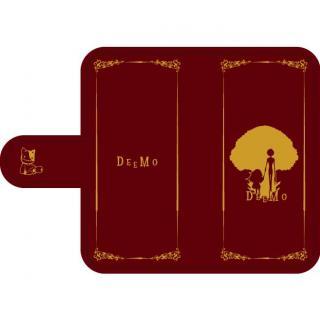 DEEMO手帳型スマホケース【10月上旬】