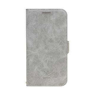 iPhone 13 mini (5.4インチ) ケース 手帳型ケース Style Natural グレー iPhone 13 mini【11月中旬】
