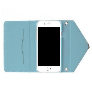 【iPhone6s/6ケース】レタークラッチタイプ 手帳型ケース アリス iPhone 6s/6_4