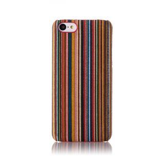 ファブリックカバーセット ミックスストライプ iPhone 5cケース