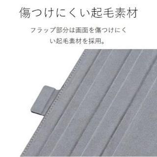 ソフトレザーカバー(360度回転) ブラック iPad Pro 10.5インチ_6