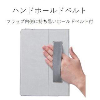 ソフトレザーカバー(2アングル) ブラック iPad Pro 10.5インチ【10月下旬】_6