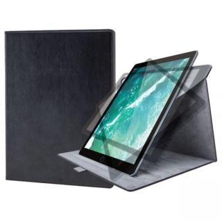 ソフトレザーカバー(360度回転) ブラック iPad Pro 12.9インチ