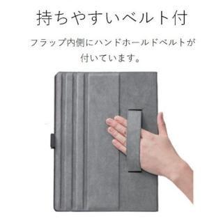 ソフトレザーカバー(360度回転) ブラック iPad Pro 12.9インチ【10月下旬】_7