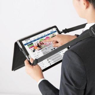 ソフトレザーケース(画板タイプ) ブラック iPad Pro 12.9インチ【10月下旬】_5