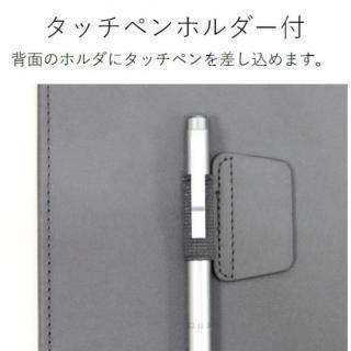 ソフトレザーカバー(2アングル) ブラック iPad Pro 12.9インチ【10月下旬】_5