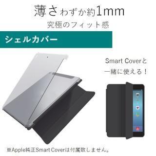 シェルカバー(スマートカバー対応)  クリア iPad Pro 10.5インチ_1