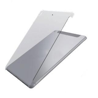 シェルカバー(スマートカバー対応)  クリア iPad Pro 10.5インチ_2