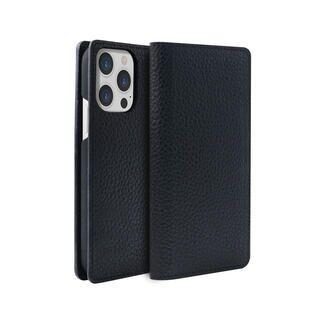 iPhone 13 Pro ケース BELUGAレザーケース ブラック iPhone 13 Pro 【11月上旬】