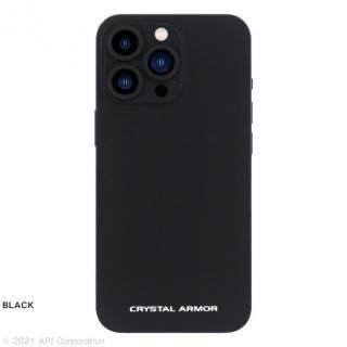 iPhone 13 Pro ケース CRYSTAL ARMOR Ultra Light 360 BLACK iPhone 13 Pro【11月上旬】