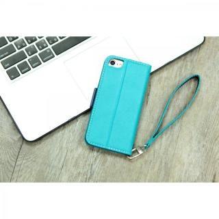 【iPhone8/7/6s/6ケース】Corallo NU 手帳型ケース シャンパンローズ+ホワイト iPhone 8/7/6s/6_6